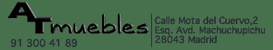 Muebles en Madrid Logo ATMuebles